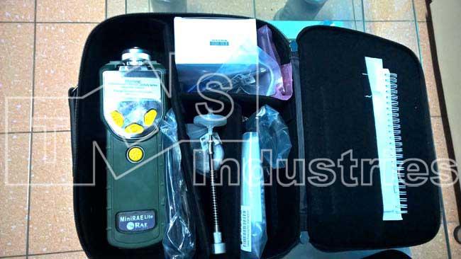 Bộ kit Monitor only Máy đo khí VOC MiniRAE Lite