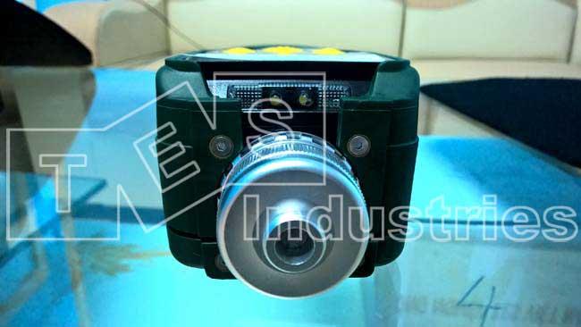 Đầu lắp ống hút Máy đo khí VOC MiniRAE Lite