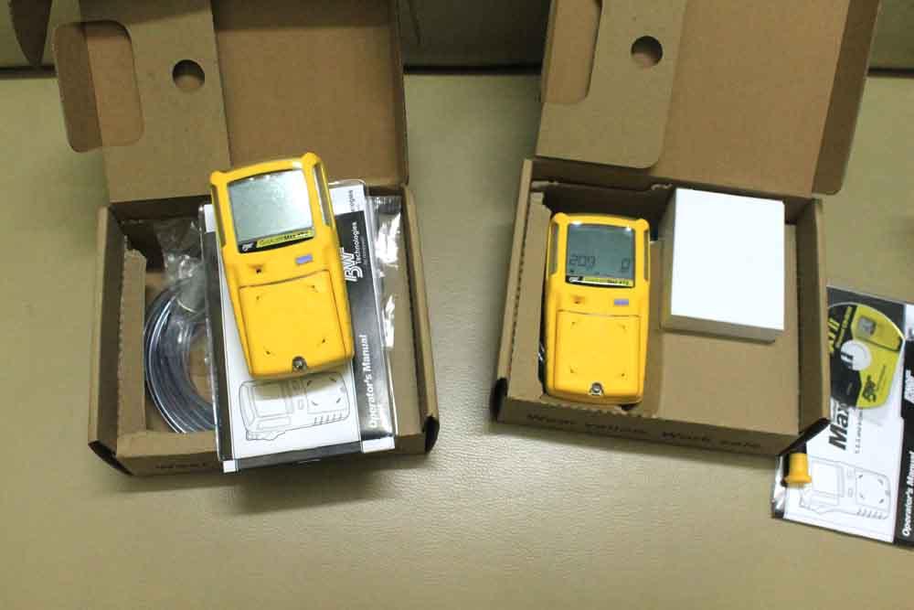 Hiệu chuẩn máy đo khí GasAlertMax XT II