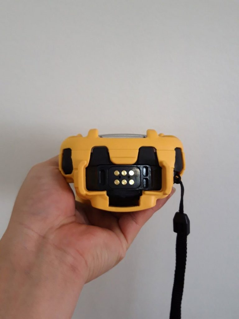 Cổng sặc máy đo khí MultiRAE Lite
