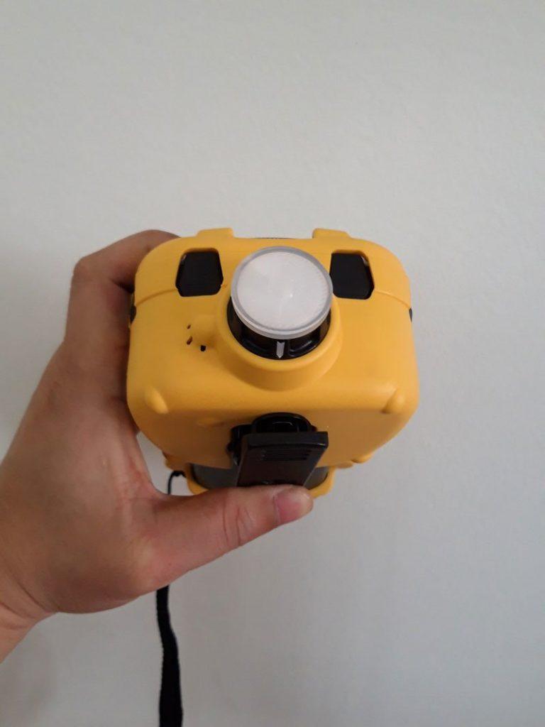 Đầu ống bơm máy đo khí MultiRAE Lite