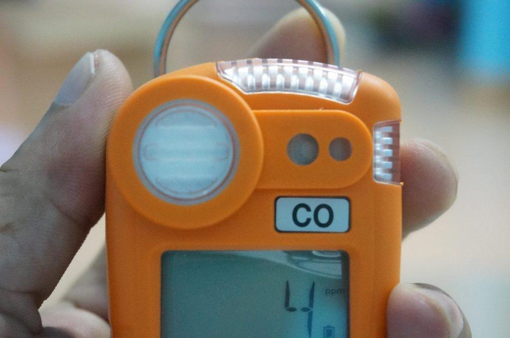 Máy đo đơn khí Gasman đo khí CO