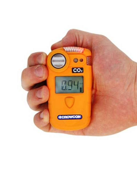 Máy đo đơn khí Crowcon Gasman