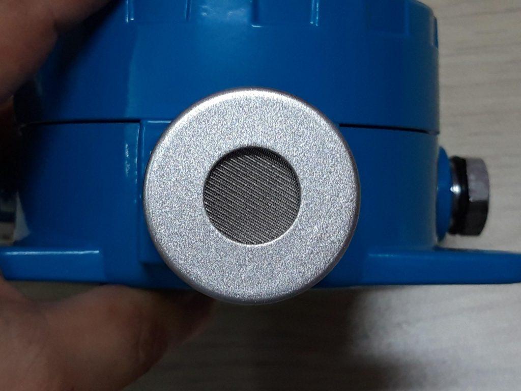 Sensor of gas forecast