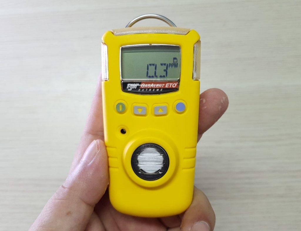 Máy đo đơn khí GasAlert Extreme ETO