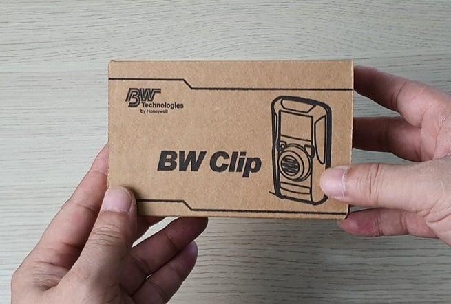BW Clip Gas Meter Box