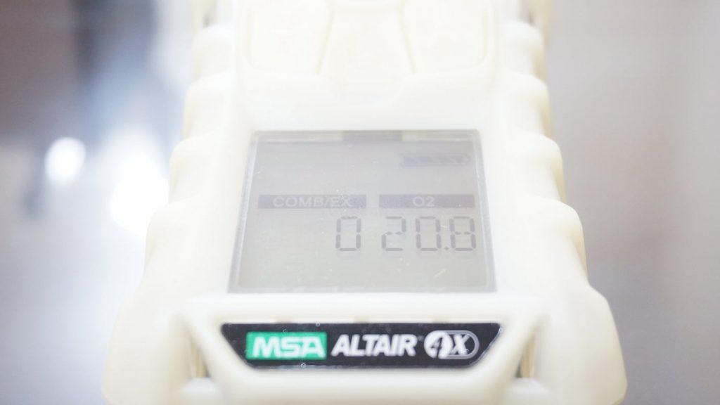 Máy đo khí Altair 4X đo 2 khí Ex; O2