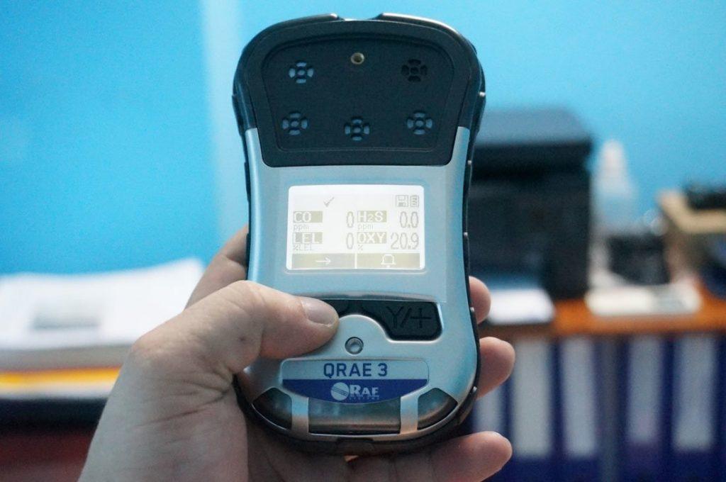 Máy đo khí Qrae 3 PGM-2500