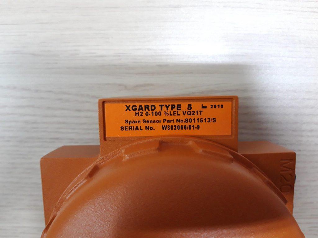 Đầu dò khí Xgard đo khí H2