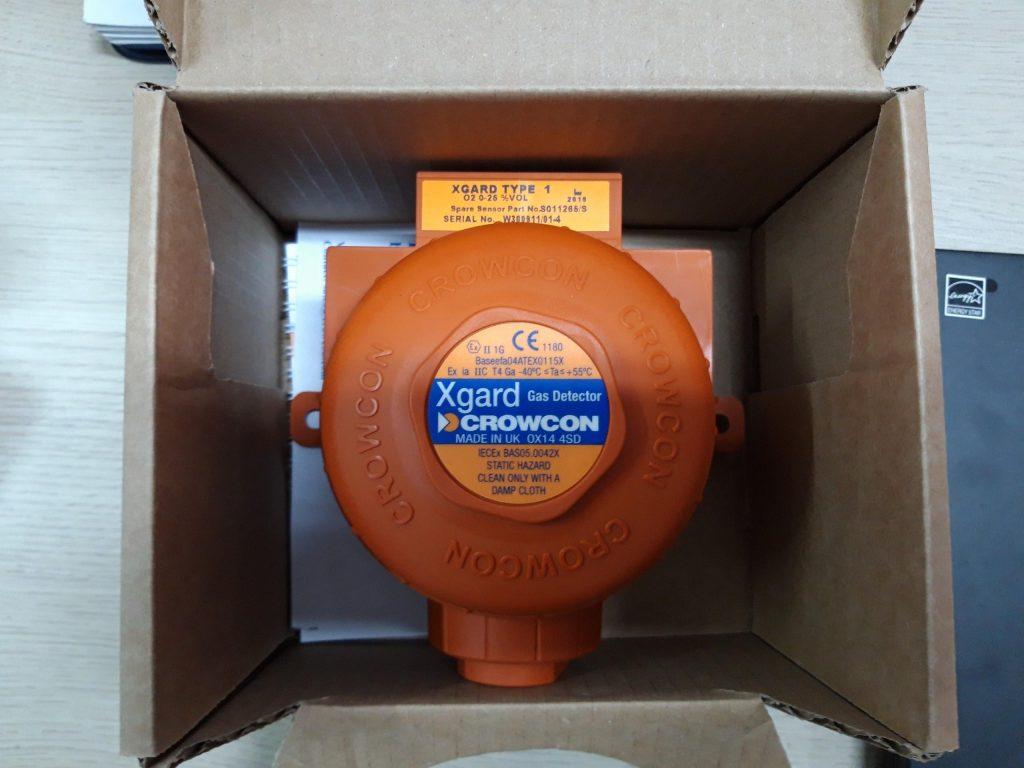 Đầu dò khí Xgard đo khí O2