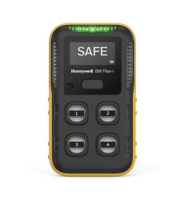 Máy đo khí Honeywell BW Flex-i